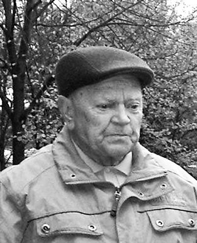 na zdjęciu świętej pamięci Hubert Szymkowiak